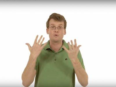 youtube star john green