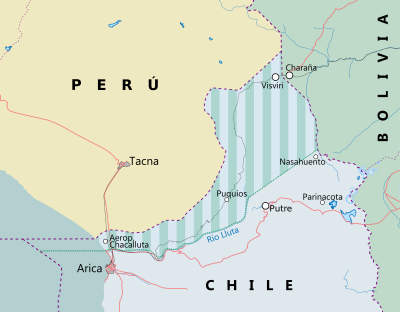 Bolivia Chile Dispute