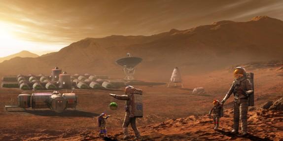 Resultado de imagen para images of mars colony