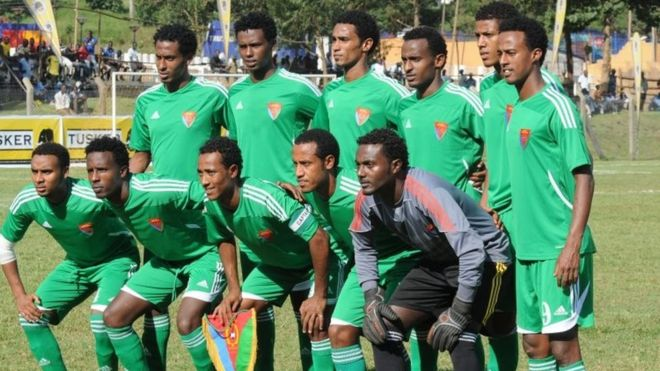 Eritrean Football Team