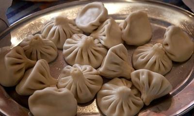 Khinkali Dumplings