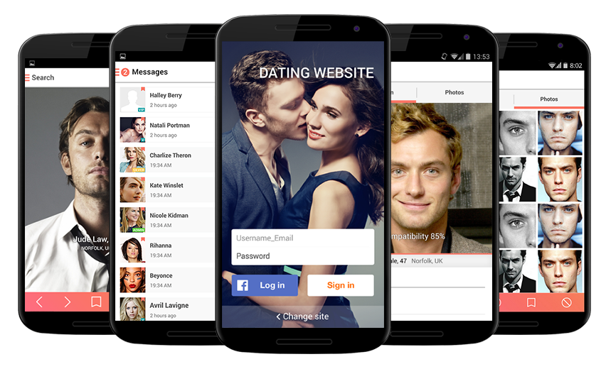 mobile site dating