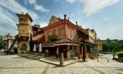 Tbilisi Cafe