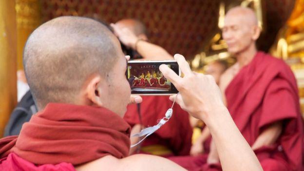 Myanmar Internet