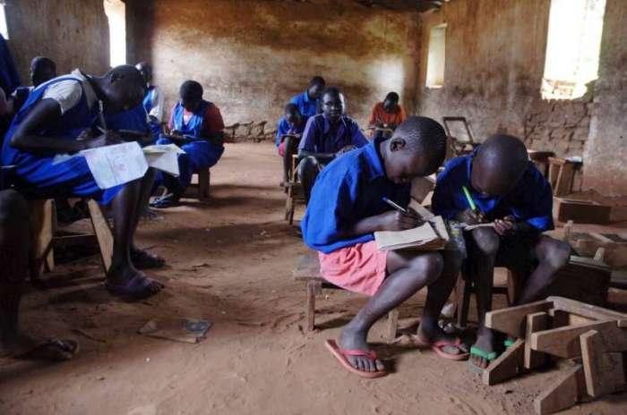 South Sudan School