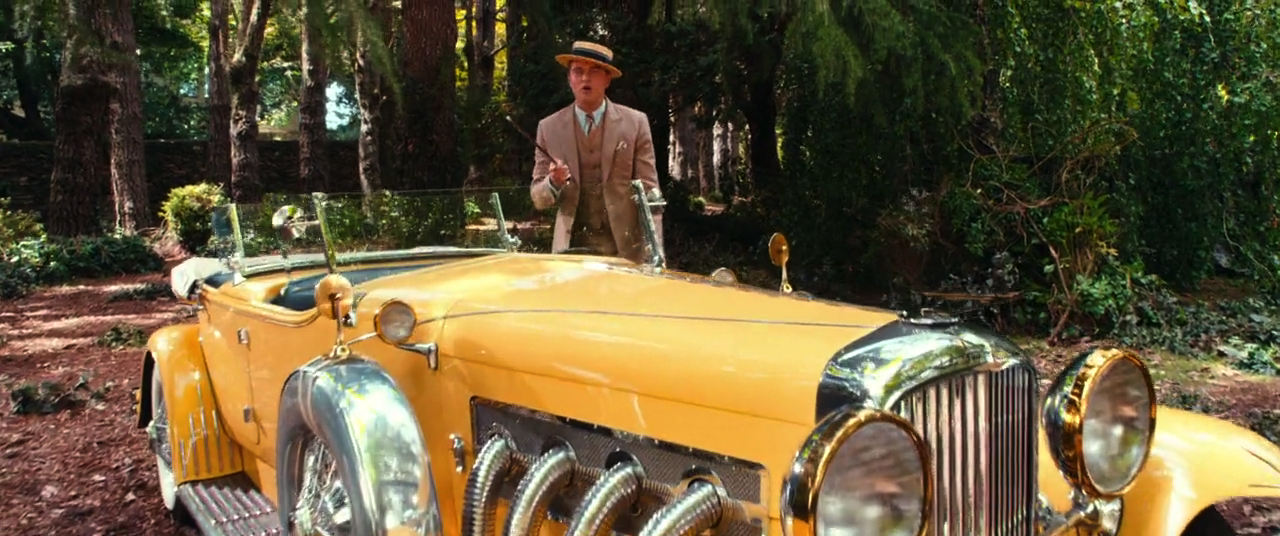 Gatsby S Car And Clothes Symbolism