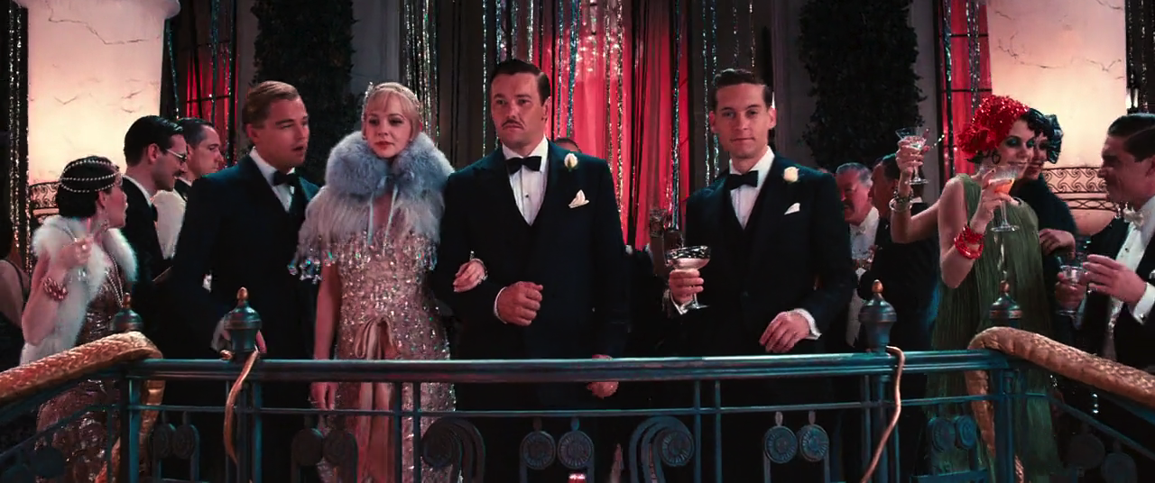 a character analysis of tom and daisy in the great gatsby F scott fitzgerald's the great gatsby follows jay gatsby, a man who orders his  life  from the first time he interacts with others (daisy, tom, and jordan in.