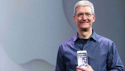 Apple Unveils iPhone 6