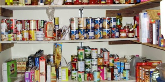 food-stockpile